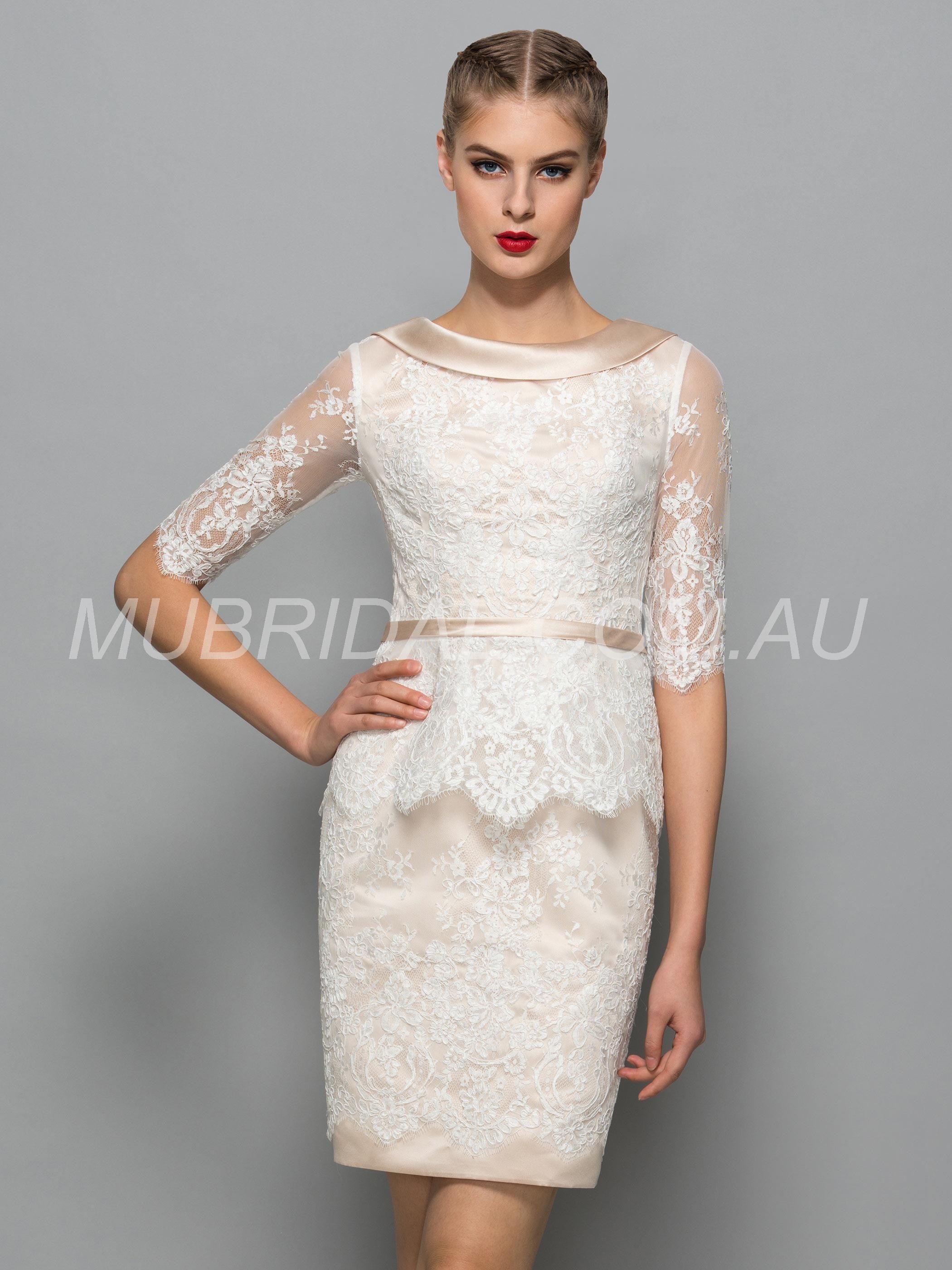 Mubridal Com Au Supplies White Elegant Luxurious Spring Short Mini Formal Wedding Party Classic Timeless Celebrity Dresses Cocktail Dress Celebrity Dresses [ 2800 x 2100 Pixel ]