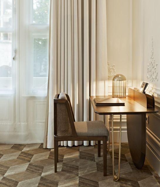 The House Hotel Bosphorus Istanbul DesignHotels  WANDERLUST - wohnzimmer amerikanischer stil