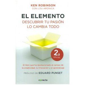 El Elemento, descubrir tu pasión lo cambia todo | Libros
