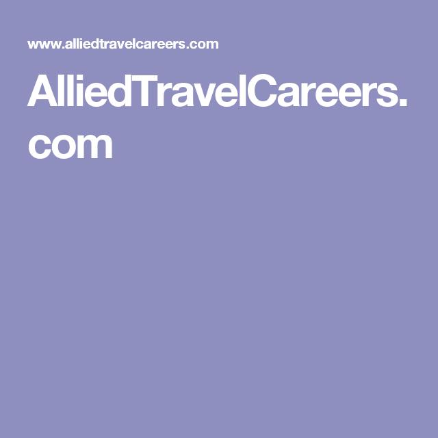AlliedTravelCareers.com