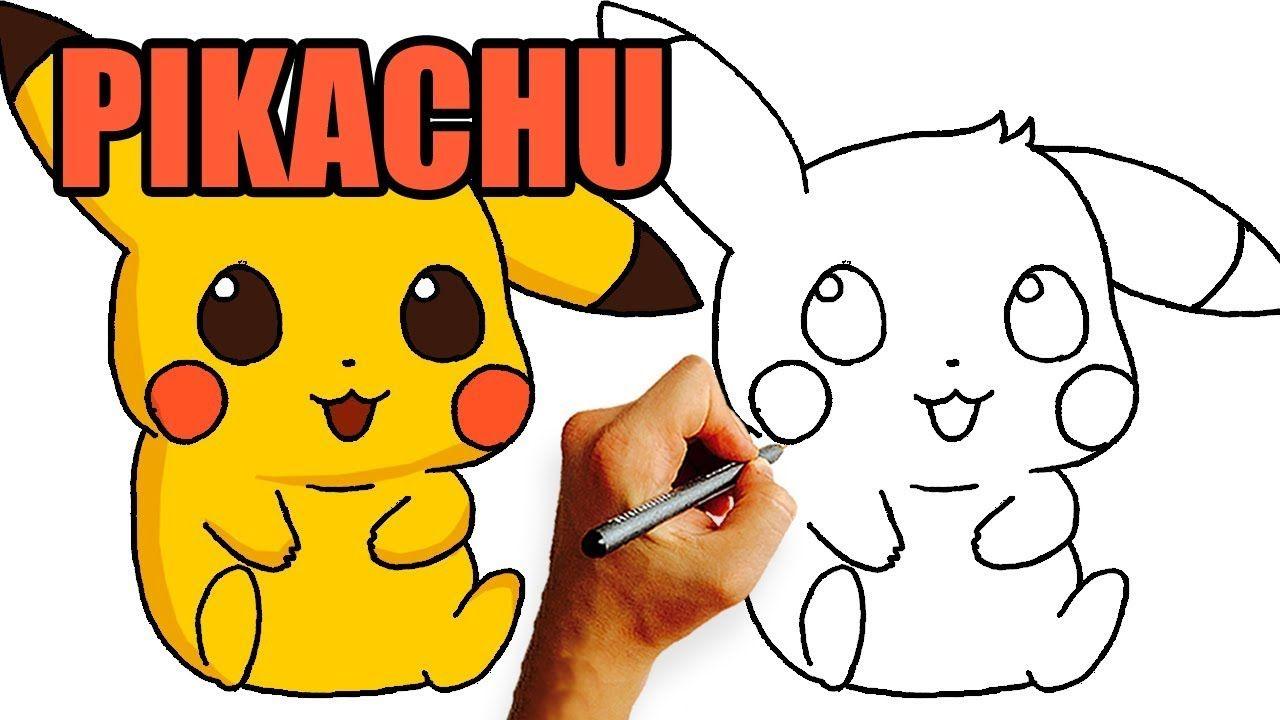 pikachu zeichnen ausmalbilder pikachu pokemon