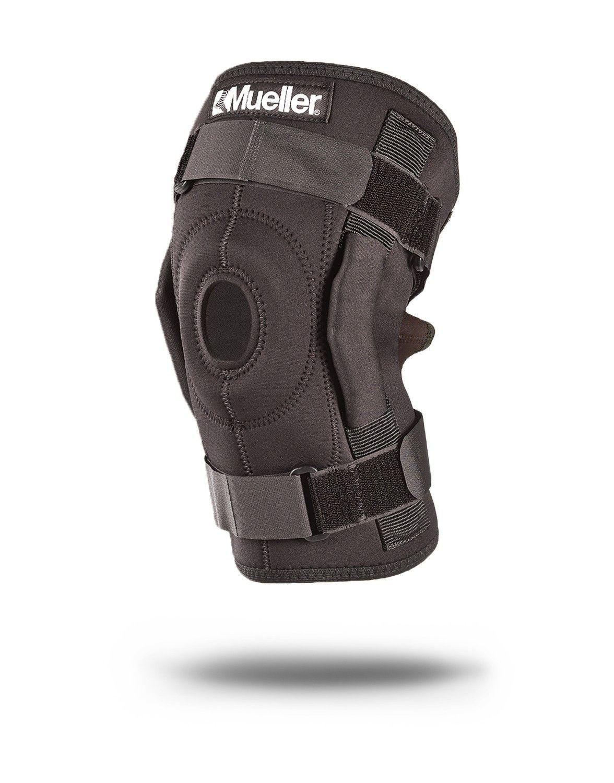 Mueller Hinged Wraparound Knee Brace Knee brace, Hinged
