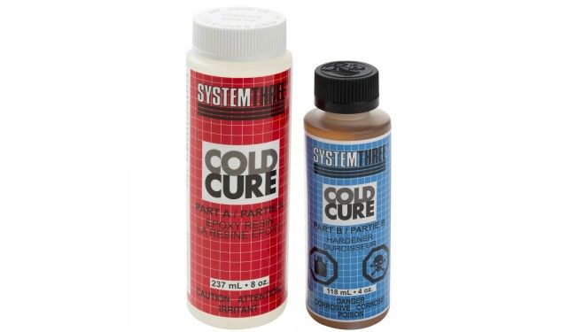 System Three Cold Cure Epoxy