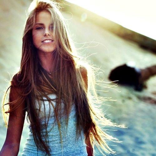 Wah, why won't my hair get this long