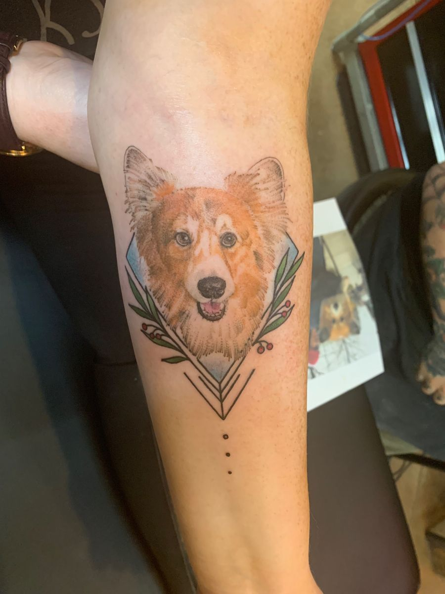 Fine line portrait tattoo tattoos beautiful