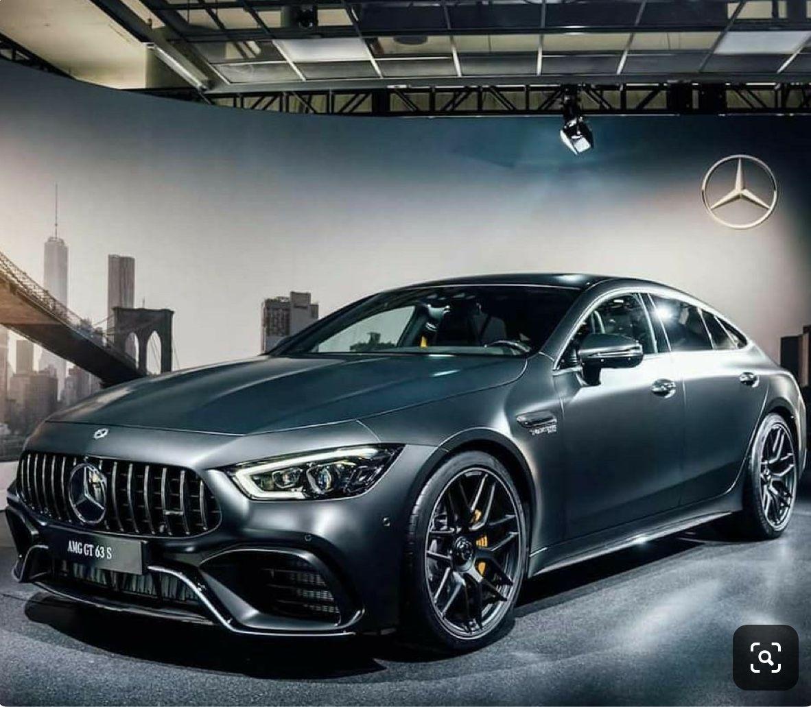 Mercedes Amg X290 Gt 63 S 4 Door Coupe Super Luxury Cars