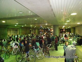 Critical Mass in Los Angeles