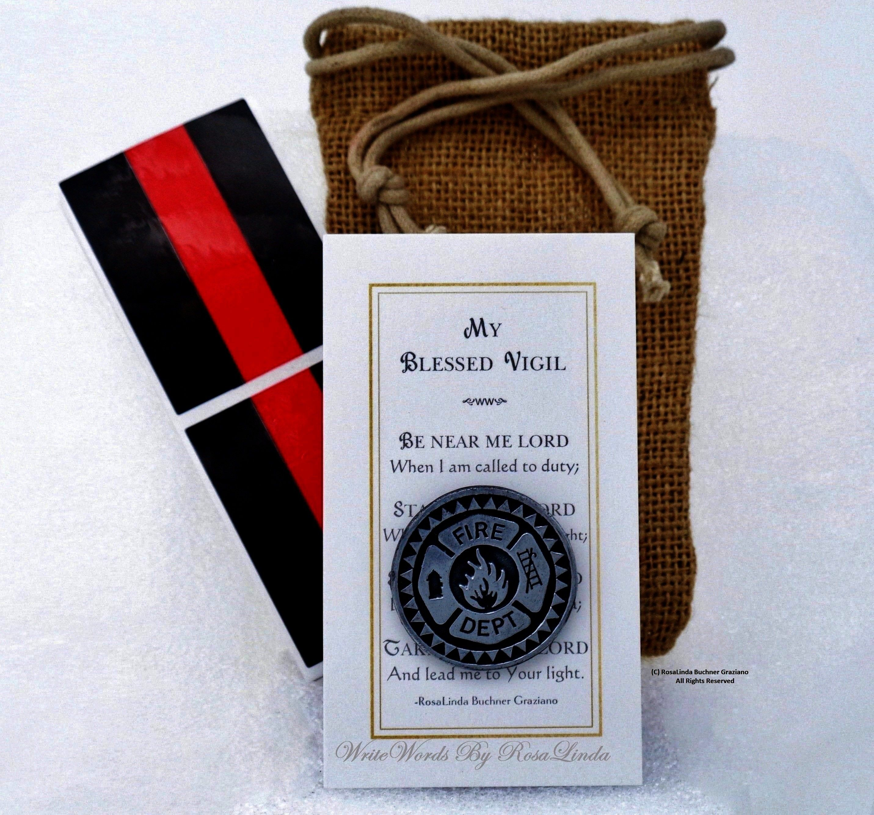 Great stocking stuffer for a Firefighter!