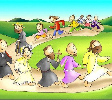 Resultado de imagen de anunciad el evangelio con alegría