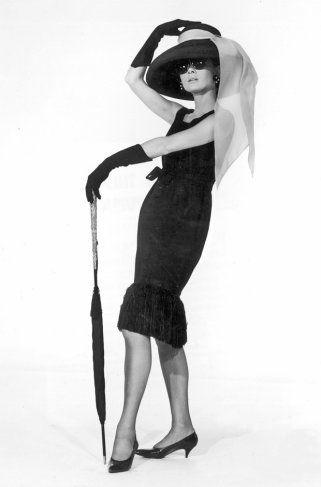 Audrey Hepburn   (Breakfast at Tiffany's)