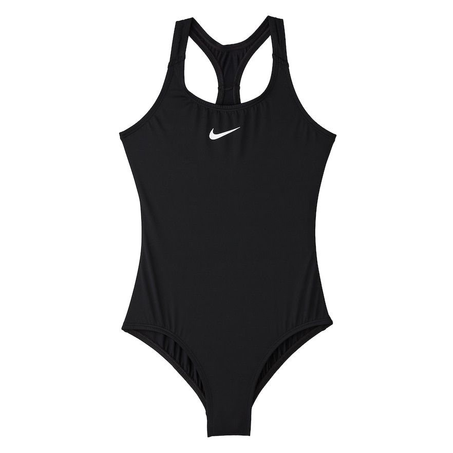 girls 7 16 nike racerback one piece swimsuit
