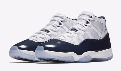 san francisco ba92d afdde Air-Jordan-11-XI-Size-10-10-5-11-6-5Y-Nike-Midnight-Navy-Win-Like-82-Blue- Retro
