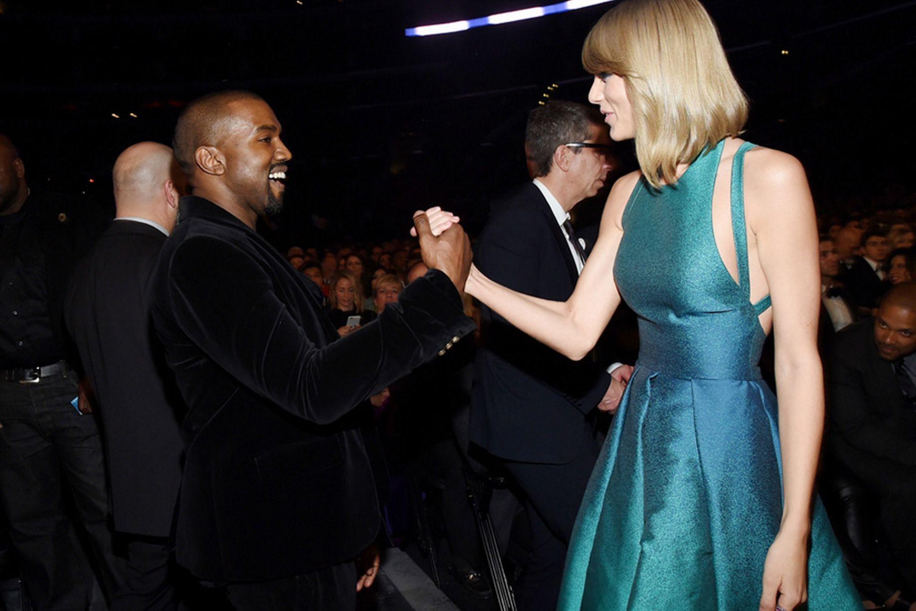 Kim Kardashian Taylor Swift Approved Famous Song Taylor Swift Kanye West Kanye West And Kim Kim Kardashian And Kanye