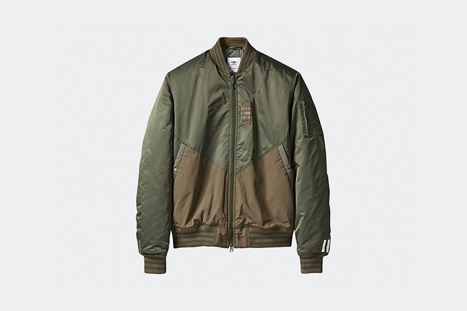 08d816553 White Mountaineering and adidas Originals are back with their second drop  for the upcoming fall winter season