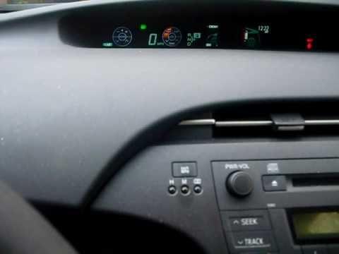 2010 Toyota Prius How To Change Oil 2010 Toyota Prius Part 3 Oil