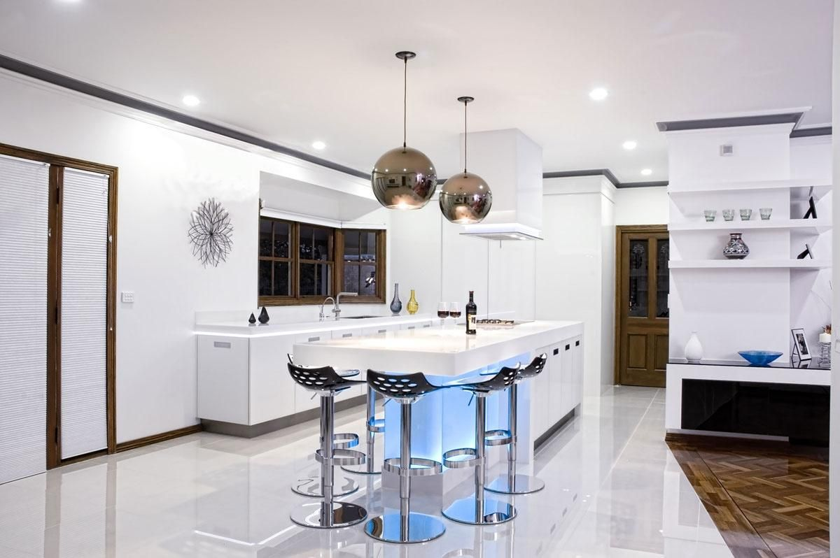 Kitchen Light Fixtures Ideas For Bright