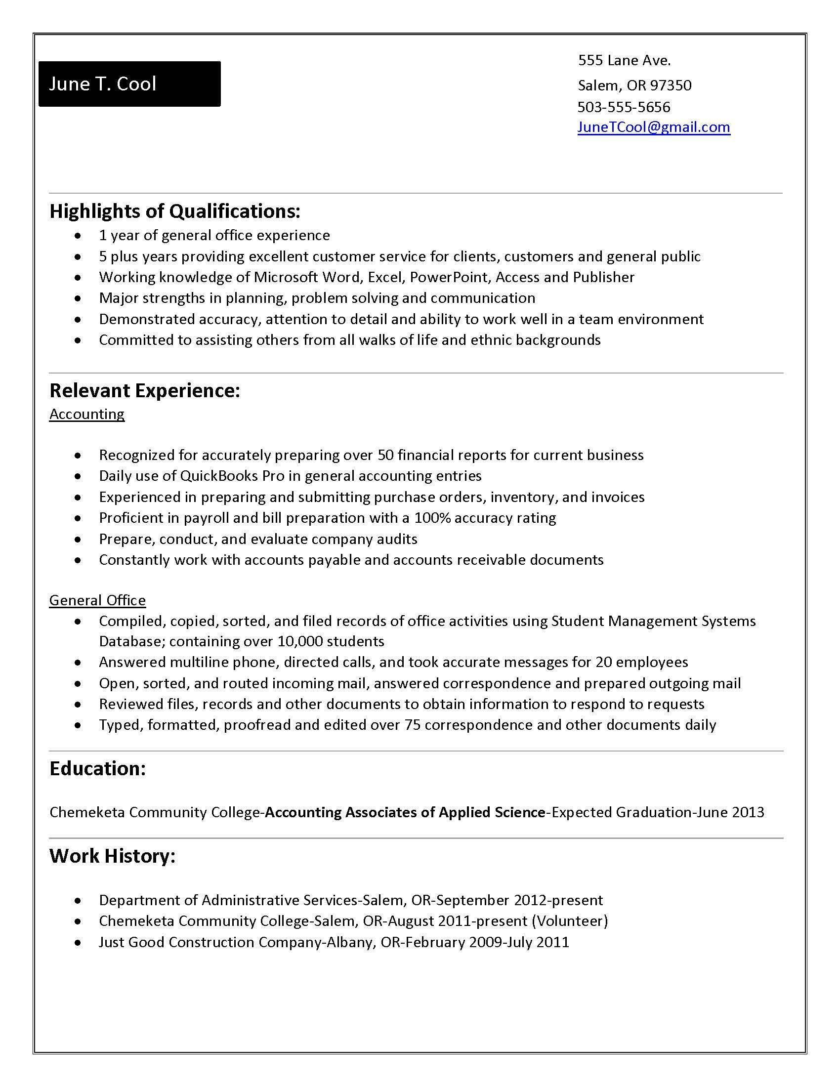 Resume Examples For Students With Little Experience Adorable Google Resume Makerresume Sample Example Business Analyst Examples .