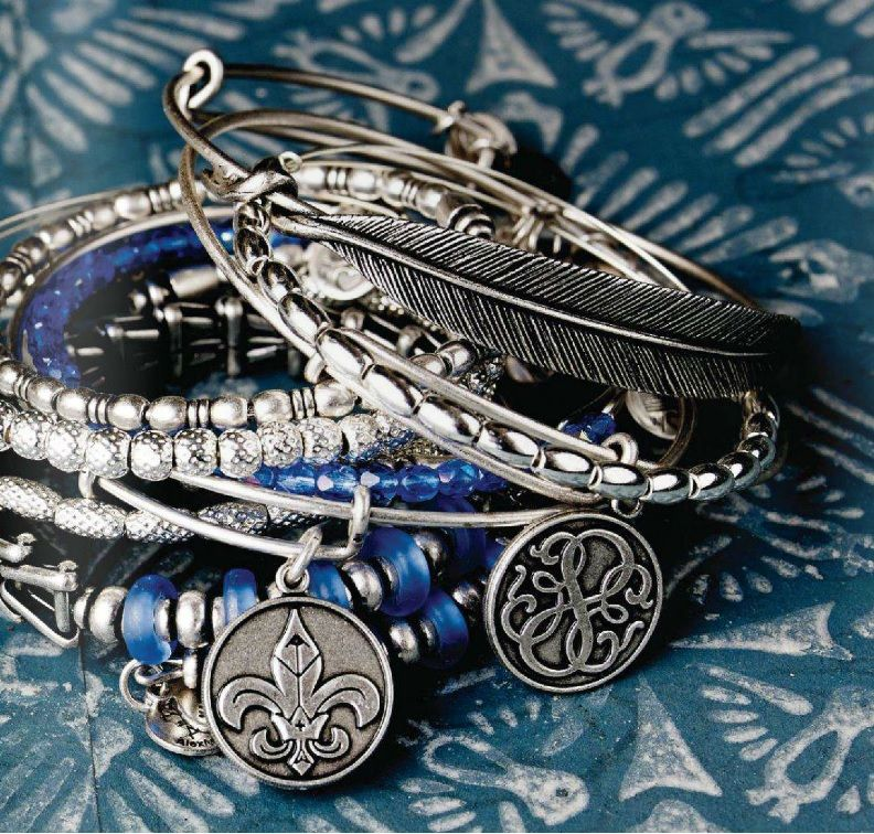 how to clean silver alex and ani bracelets with vinegar