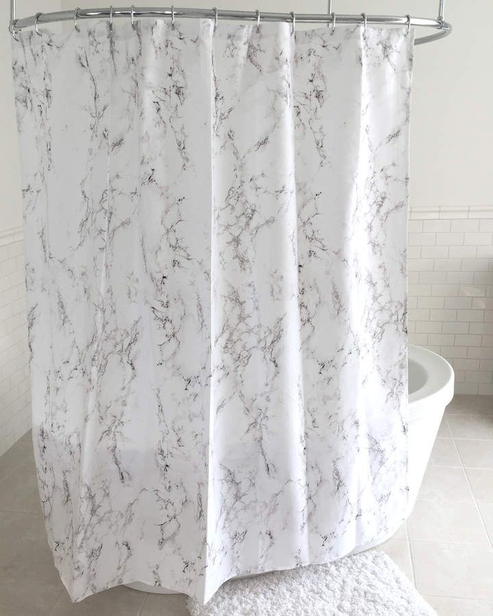 Marble Shower Curtain Marble Showers