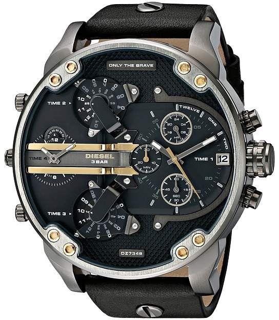 587f0c7d57b6 Diesel Mr. Daddy 2.0 - DZ7348 Watches