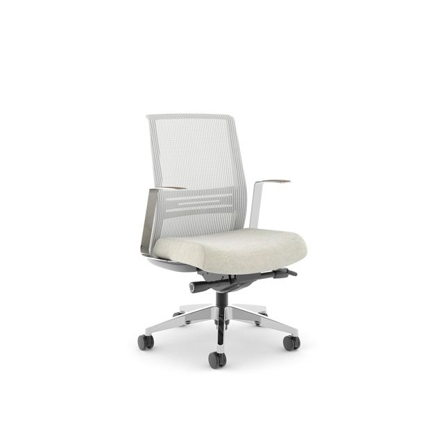Joya Task Chair By Kimball Very Cost Effective Competes With