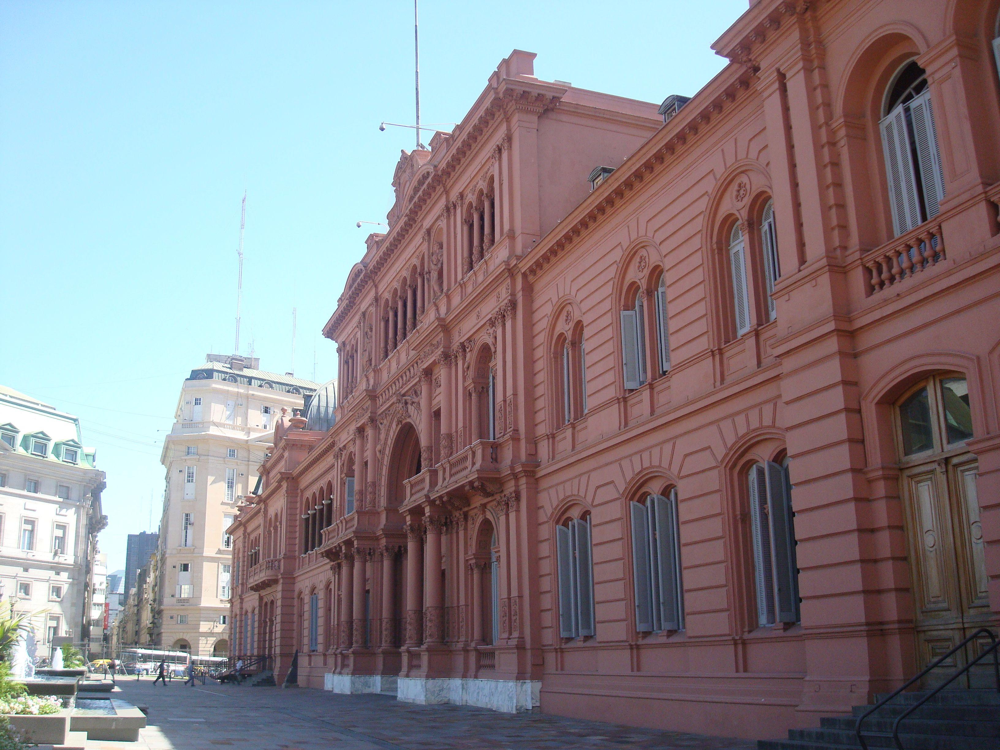 Casa Rosada - Buenos Aires Argentina