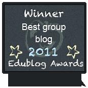 Edublog Awards Winner