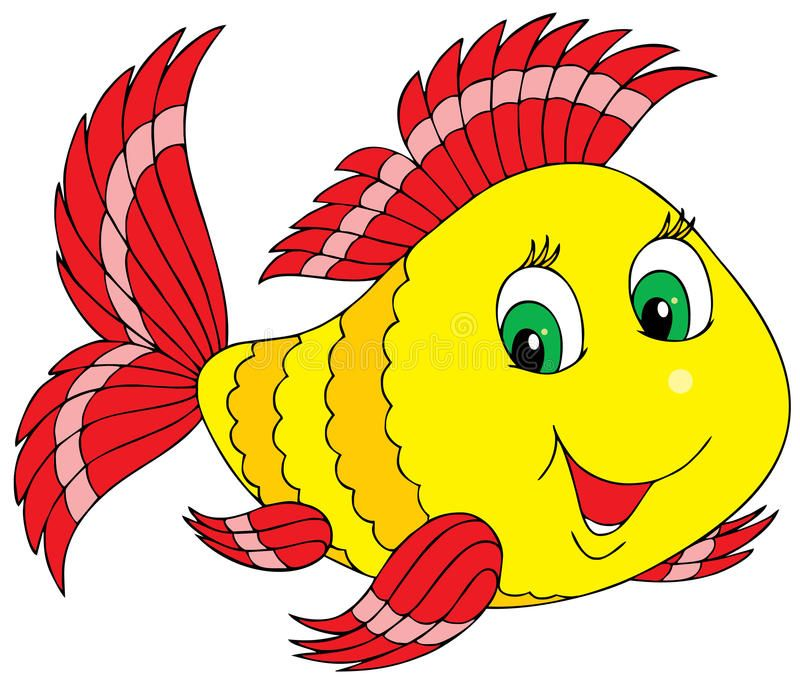 Saltwater Fish Clipart At Getdrawings - Tropical Fish Clipart, HD Png  Download - 2400x1530(#394733) - PngFind
