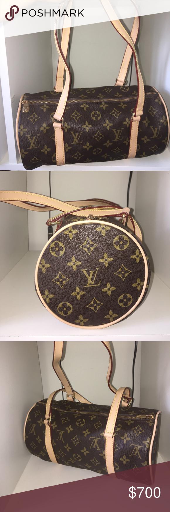 Vintage Papillon Louis Vuitton Bag New never used afa26310d570b