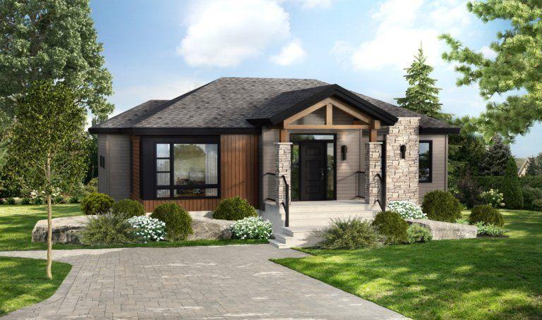 mod le urbana maison contemporaine et moderne pro fab constructeur de maisons modulaires. Black Bedroom Furniture Sets. Home Design Ideas