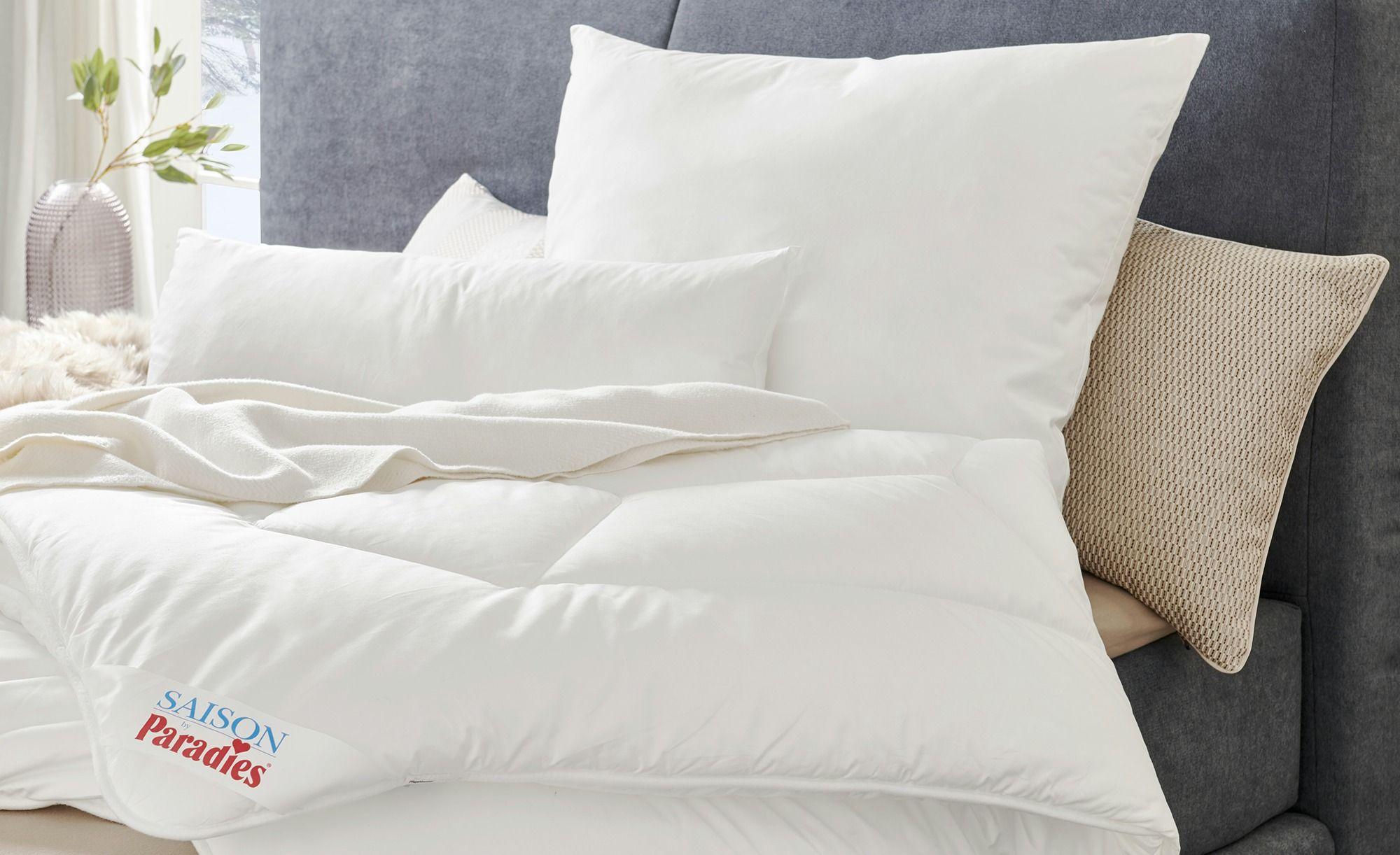 Paradies Kopfkissen Softy Kosmo Kissen Bett Und Prufsiegel