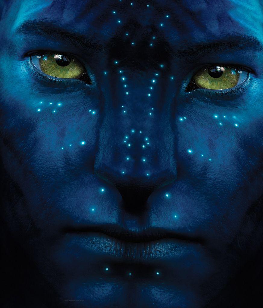 Avatar Movie Poster: Avatar Hollywood Movie
