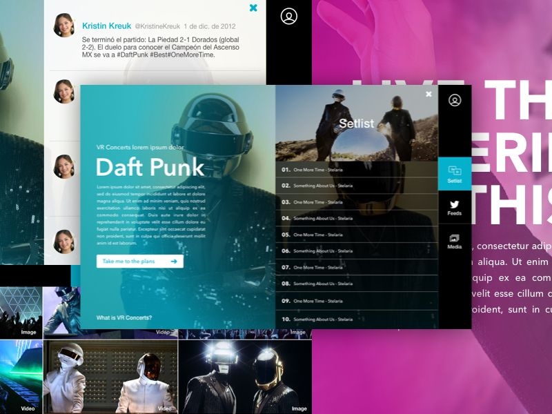 Oculus Rift Music App Music app, Oculus rift, Music app
