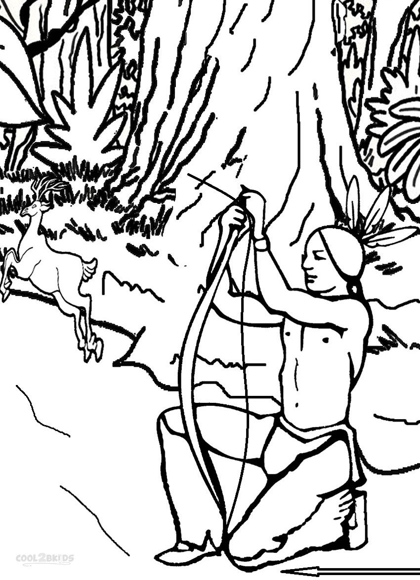 Printable Hunting Coloring Pages For Kids | Cool2bKids ...