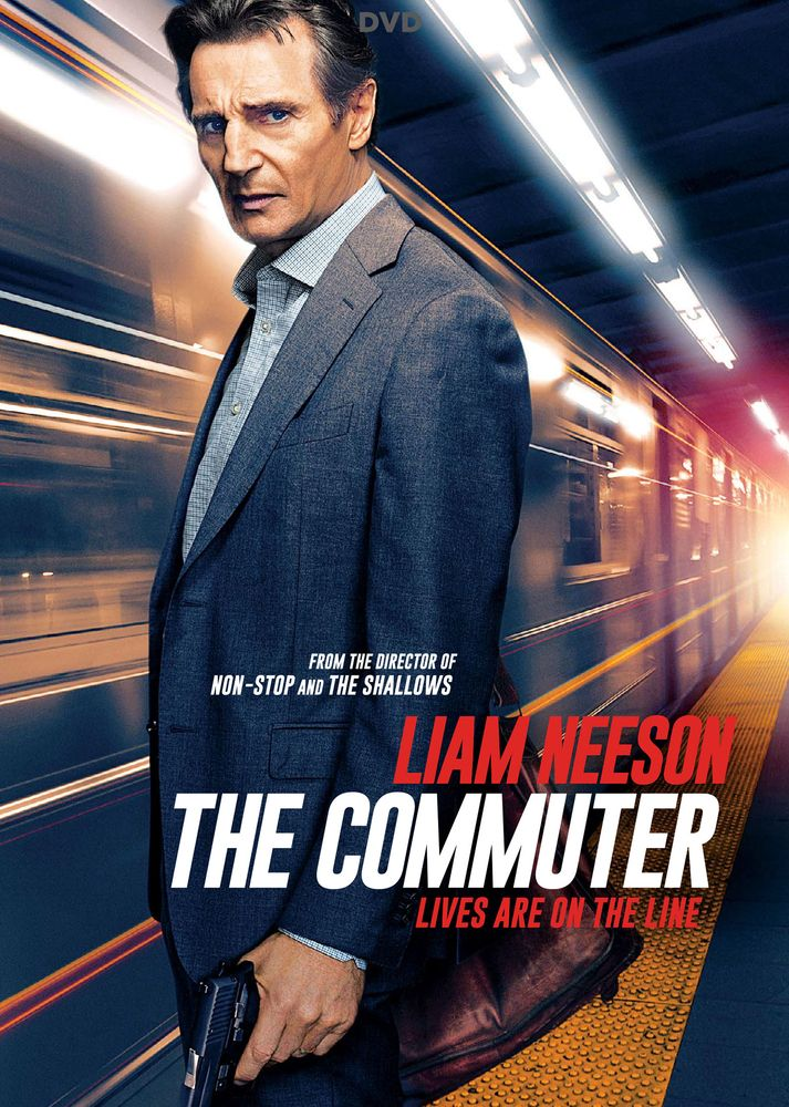 The Commuter [DVD] [2018] in 2019 | Products | Liam neeson