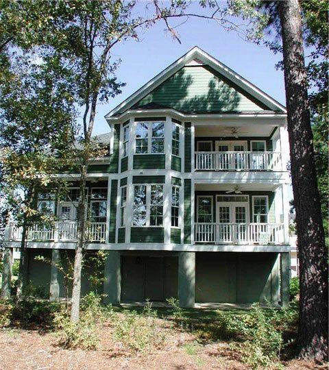 Tidewater House Plans Unique