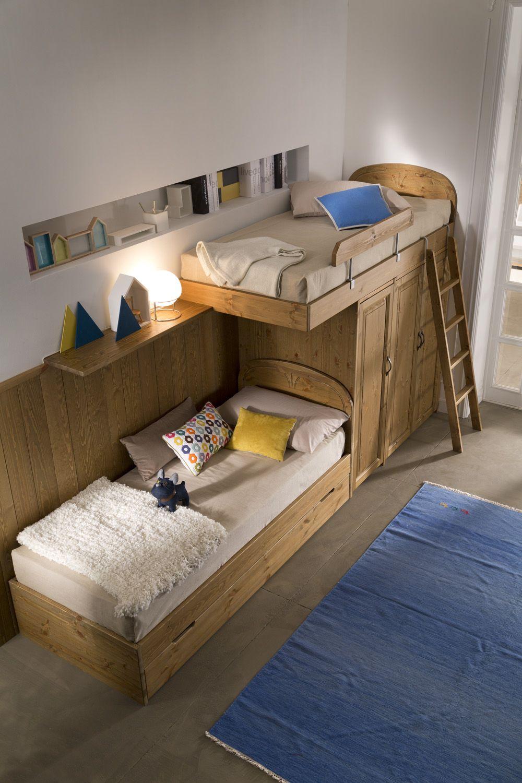 Children 39 s bedroom pine wood furniture bedroom design - Childrens pine bedroom furniture ...