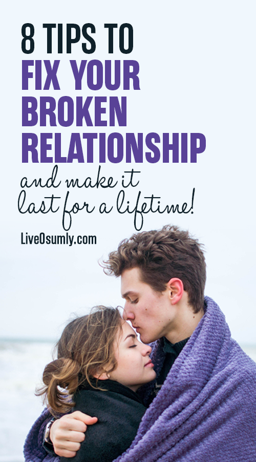 can a broken relationship be fixed