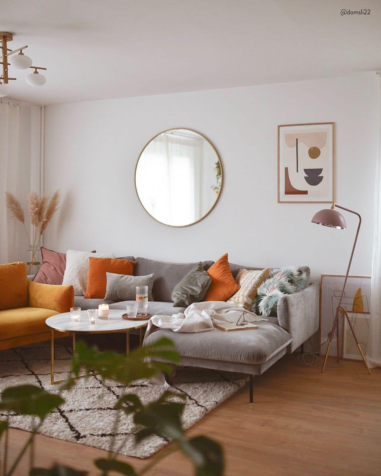 Sofas online kaufen ❘ WestwingNow   Funky living rooms, Unique ...