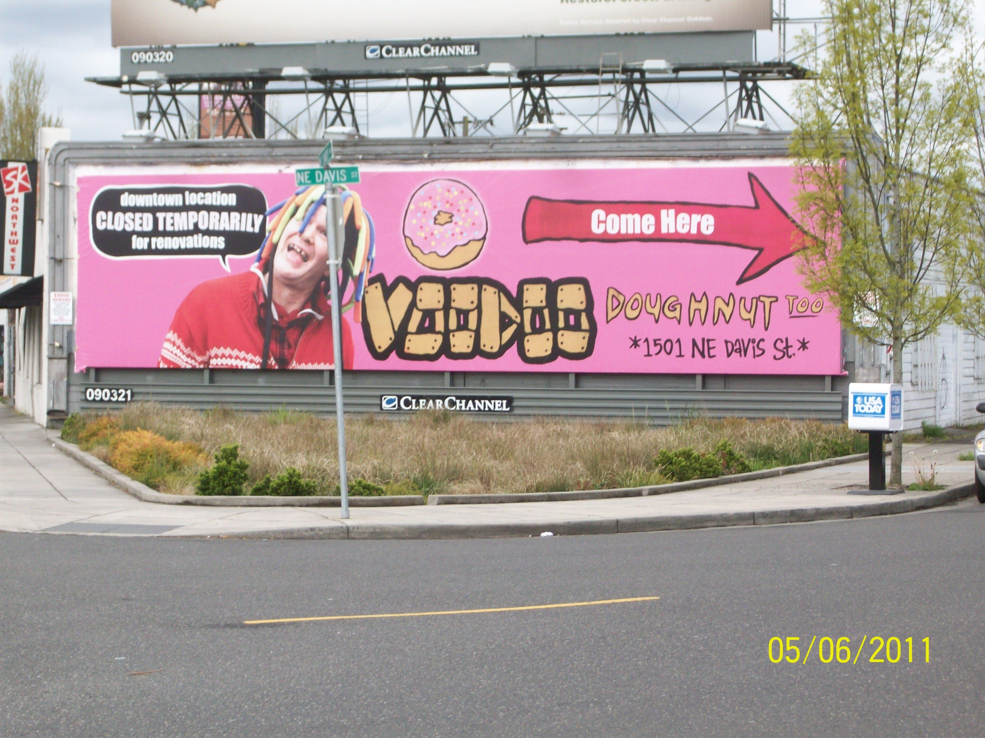 Voodoo Donuts, Portland, OR