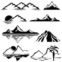 Stock Image Illustrations Clip Art In 2020 Silhouette Clip Art Art Downloadable Art