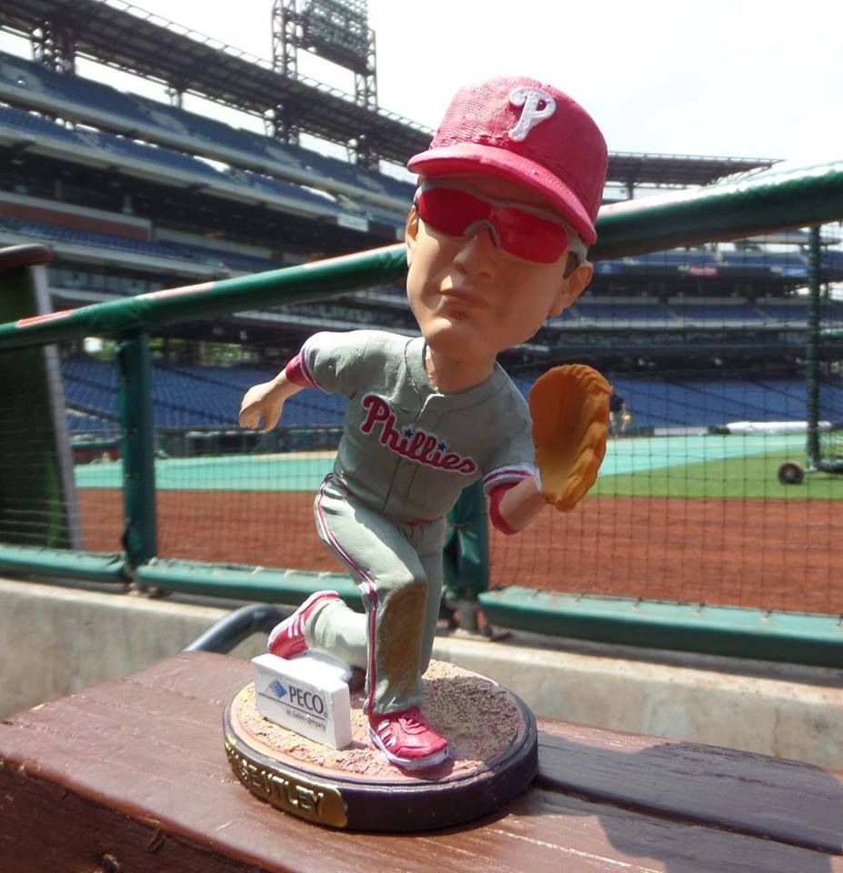 Chase Utley Bobble head.