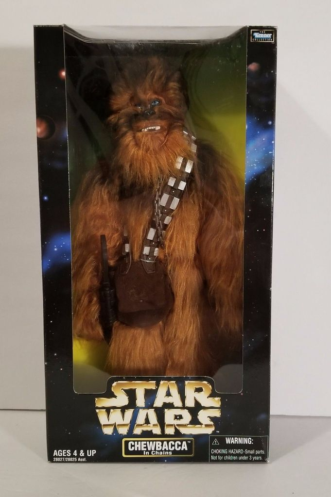 Star Wars Action Collection 12 Inch Chewbacca In Chains 1998