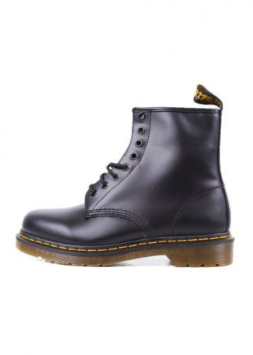 Dr Martens 1460, Smooth, Unisex, Self, Boots