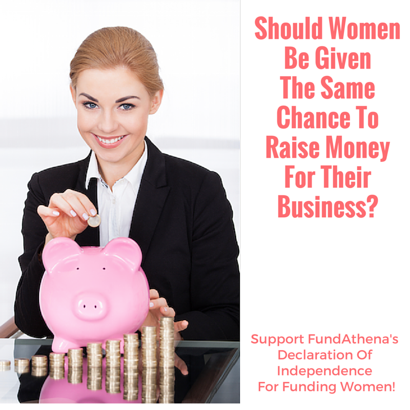 Over $3,000 raised! Join the movement to fund women-led and gender diverse companies. FundAthena's Campaign runs: Jul 4th-Sept 15th http://ow.ly/PKTqg