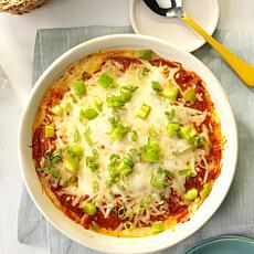 Quick Pizza Dip by Great Flavors