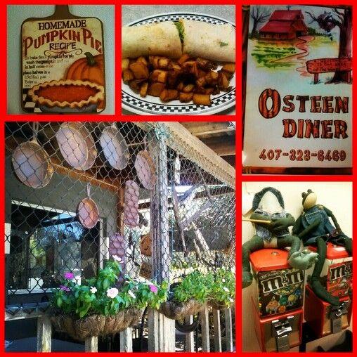 Osteen Diner in Osteen, Florida
