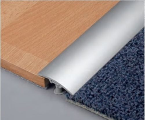 Aluminium Door Threshold Transition Strips For 0 12mm Difference In Floor Levels Aluminium Doors Floor Edging Flooring