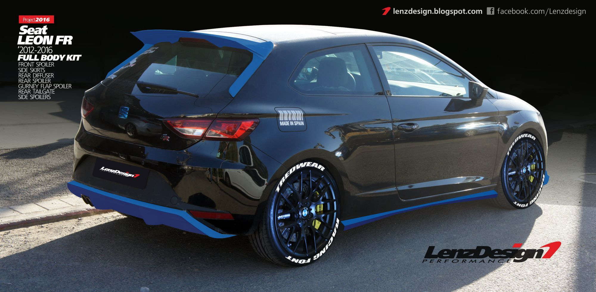 pin by lenzdesign bodykits snorkels on seat leon mk3 5f. Black Bedroom Furniture Sets. Home Design Ideas