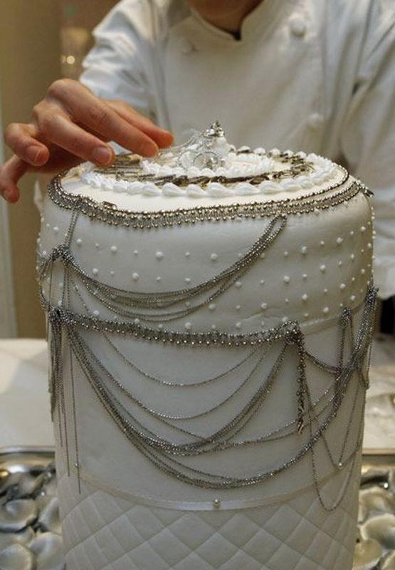Image result for Platinum Cake $130,000